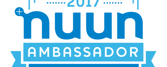 2017 Nuun Ambassador!